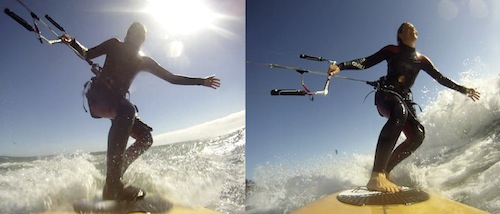 GoPro Video Tip shoot different times of day
