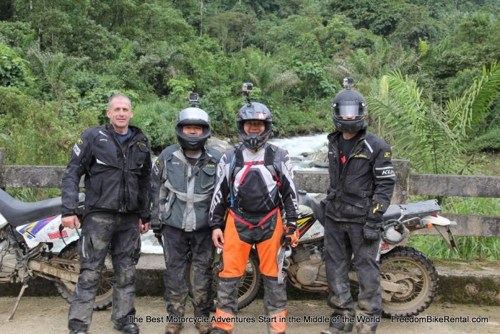 Motorcycle Tour Video