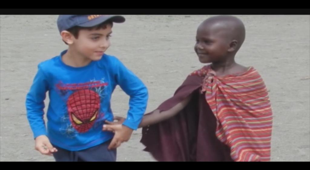 Tanzania safari video editing
